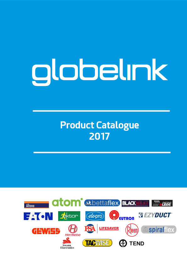 Globelink Product Catalogue available now!