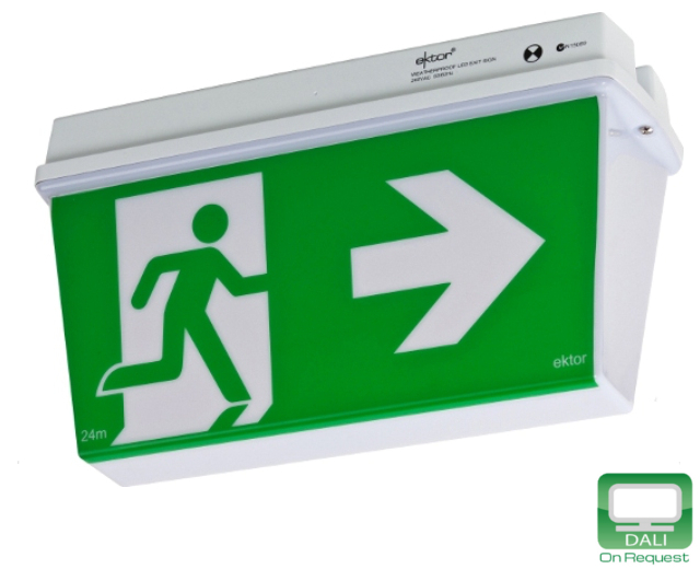 Emergency Exit Sign Light EV3645