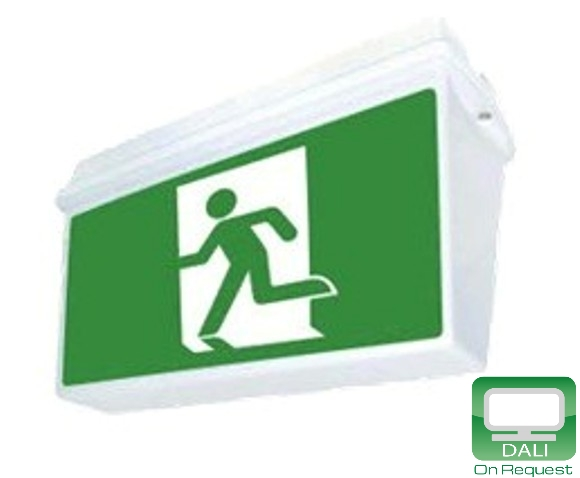 Emergency Exit Sign Light EV3665