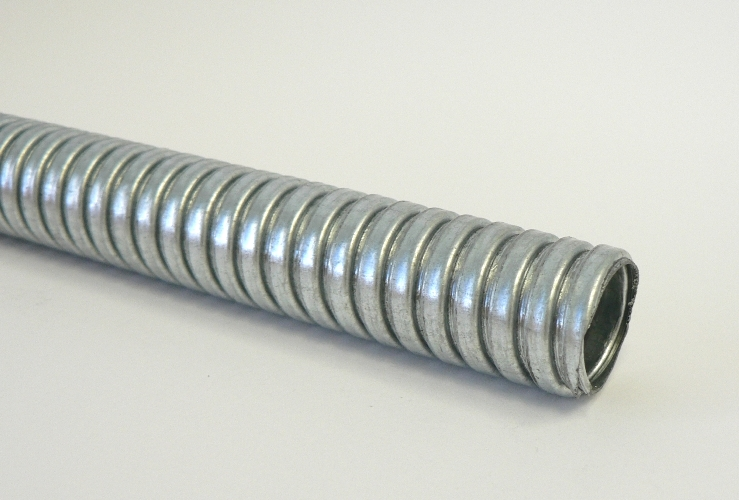 50mm galv steel flexible conduit s globelink rh globelink co nz Outdoor Wiring conduit wiring nz
